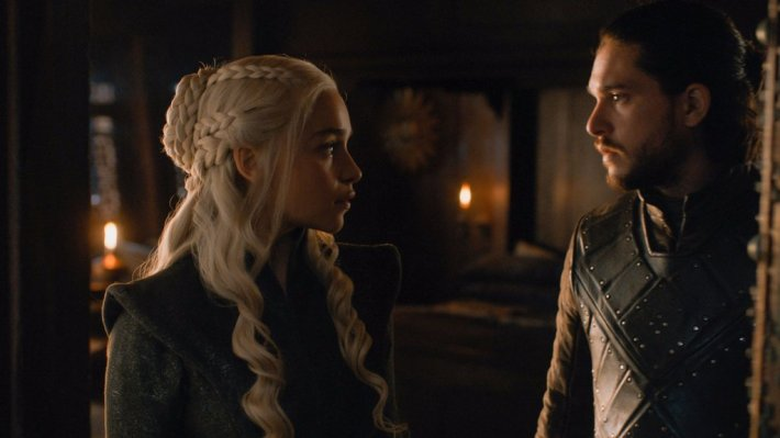Most F*cked Up Jon And Daenerys Theory Started By George R.R. Martin Himself Jon Snow Daenerys Sex Scene Reactions