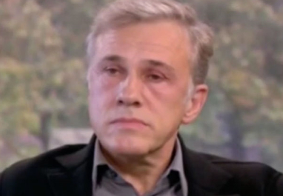 Christoph Waltz Gets Asked Most Awkward Question Ever About Sexual Assault Christopher Waltz A
