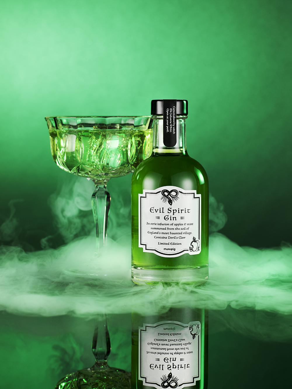 This Special Halloween Gin Has Been Cursed By A Real Witch