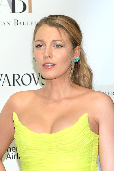 Blake Lively Reveals Details Of Dark Sexual Harassment GettyImages 687022694
