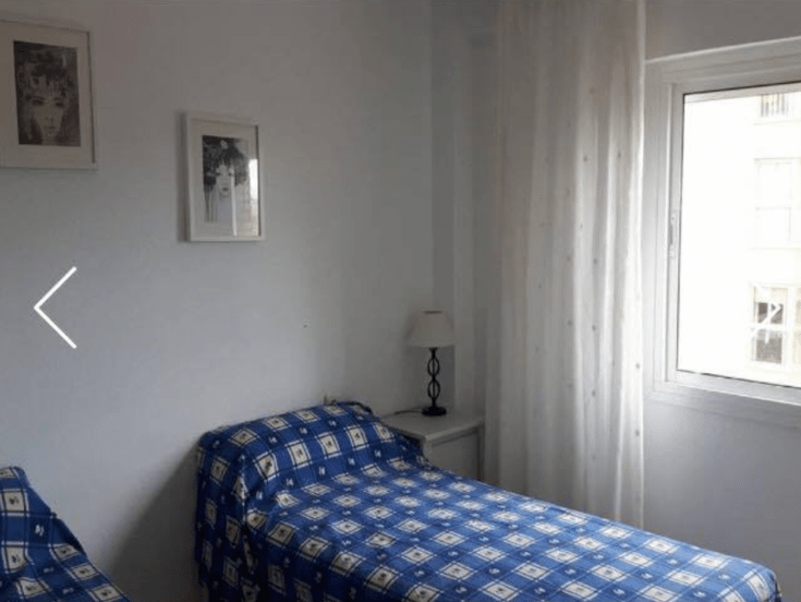 Couple Find Hidden Camera In Corner Of Airbnb