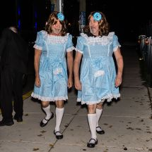 Bruce Willis Twins Shining Halloween Costume