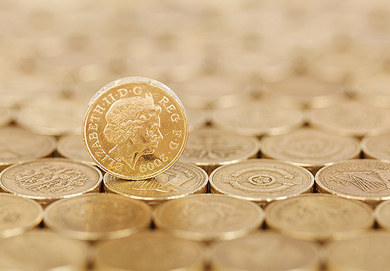 Were All In Debt To The Bank Of Mum And Dad Apparently pound coin web