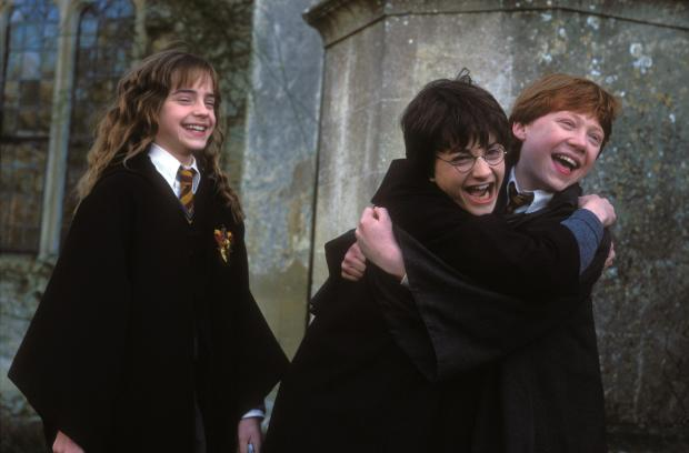 People Who Read Harry Potter Are Better Humans In General, Study Says harry potter and the chamber of secrets db0092