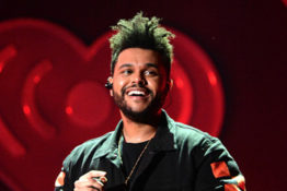 weeknd web