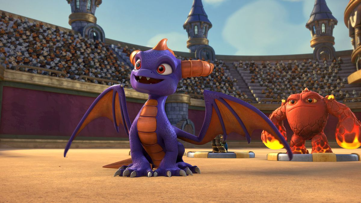 Original Spyro The Dragon Is Getting Remastered