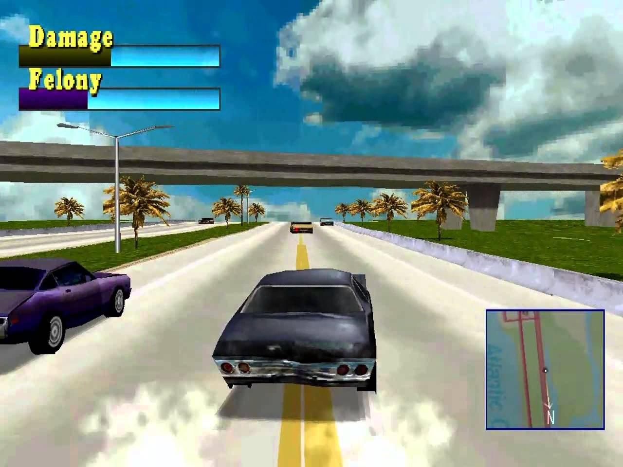 Driver Voted Best Ever PlayStation 1 Game