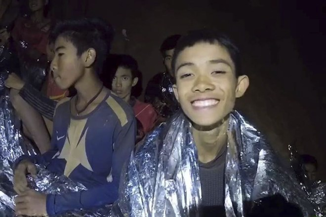 Football Coach Kept Thai Boys Trapped In Cave Calm By Meditation PA 37371389