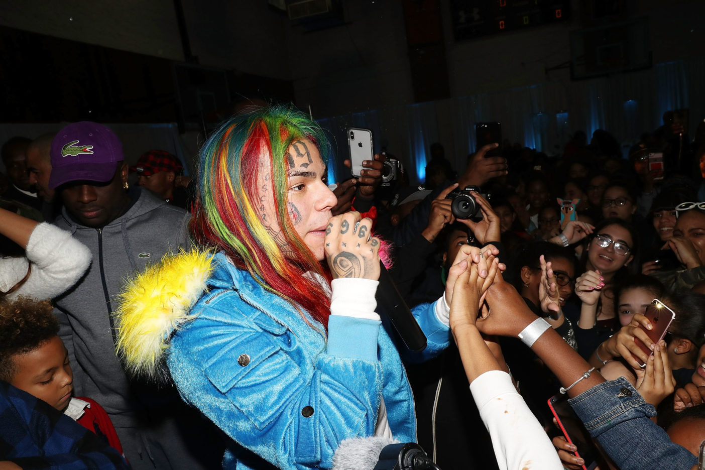 Another Anime Wallpaper Tekashi69 Accused Of Staging His Own Kidnapping And Robbery