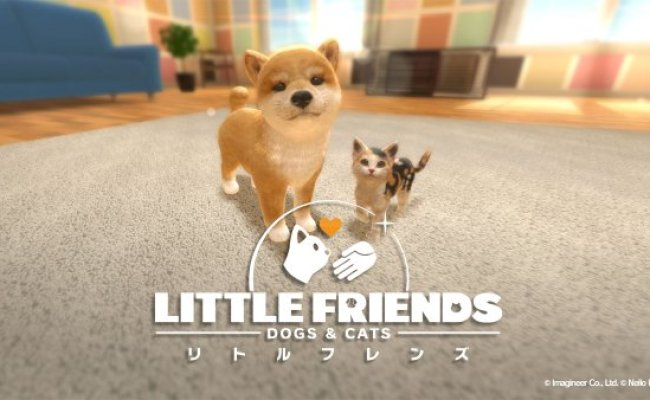 A Nintendogs Style Game Is Coming To Nintendo Switch