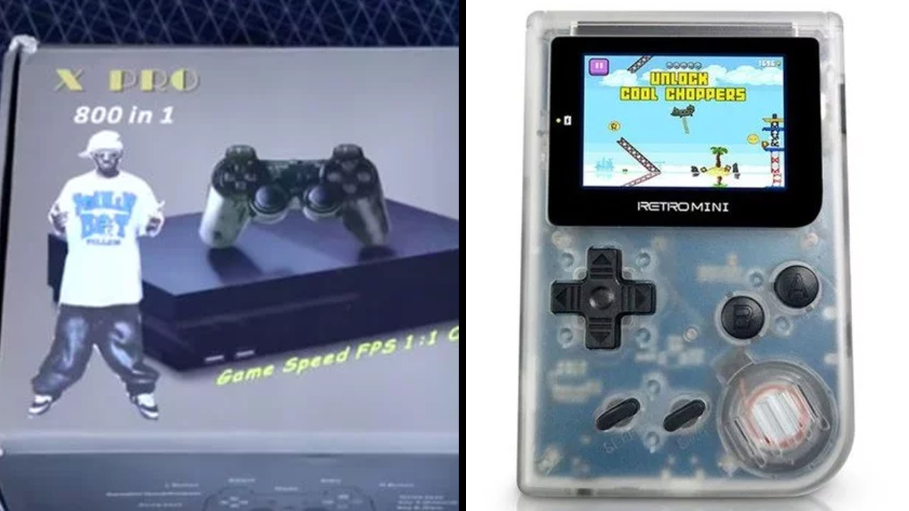 Nintendo Reportedly Set To Sue The Pants Off Soulja Boy For His Knock-Off Consoles soulja