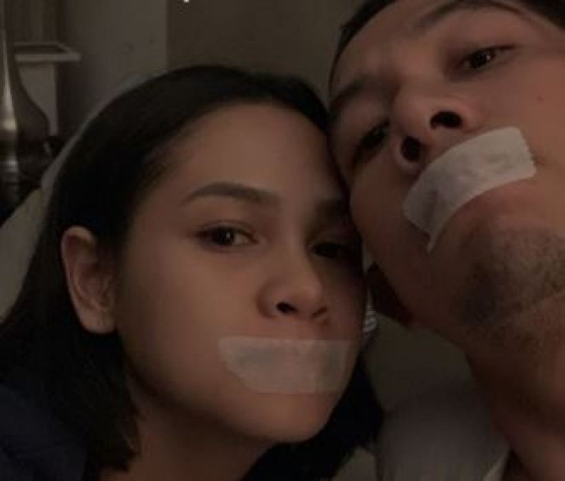 Singer sleeps with mouth taped shut Buteyko