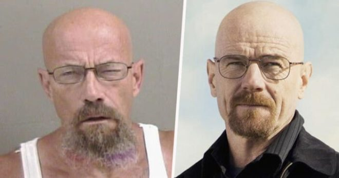 Breaking Bad Meth Mugshot Todd W. Barrick Jr