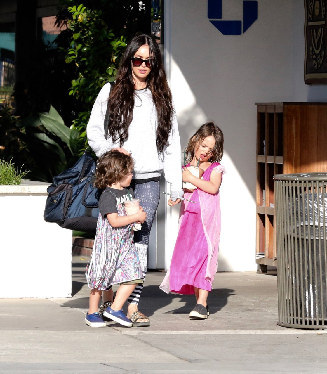 Megan Fox Defends Her Son's Decision To Wear Dresses