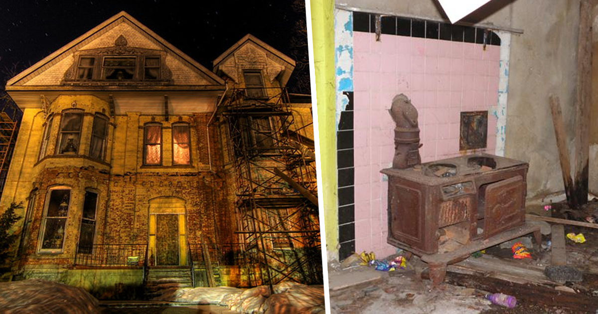 New TV Show Called Murder House Flip Combines True Crime And Home Renovations