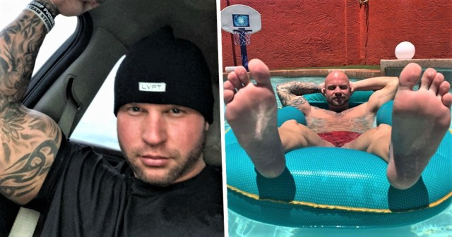 Guy Makes $4,000 A Month Just Selling Pictures Of His Feet