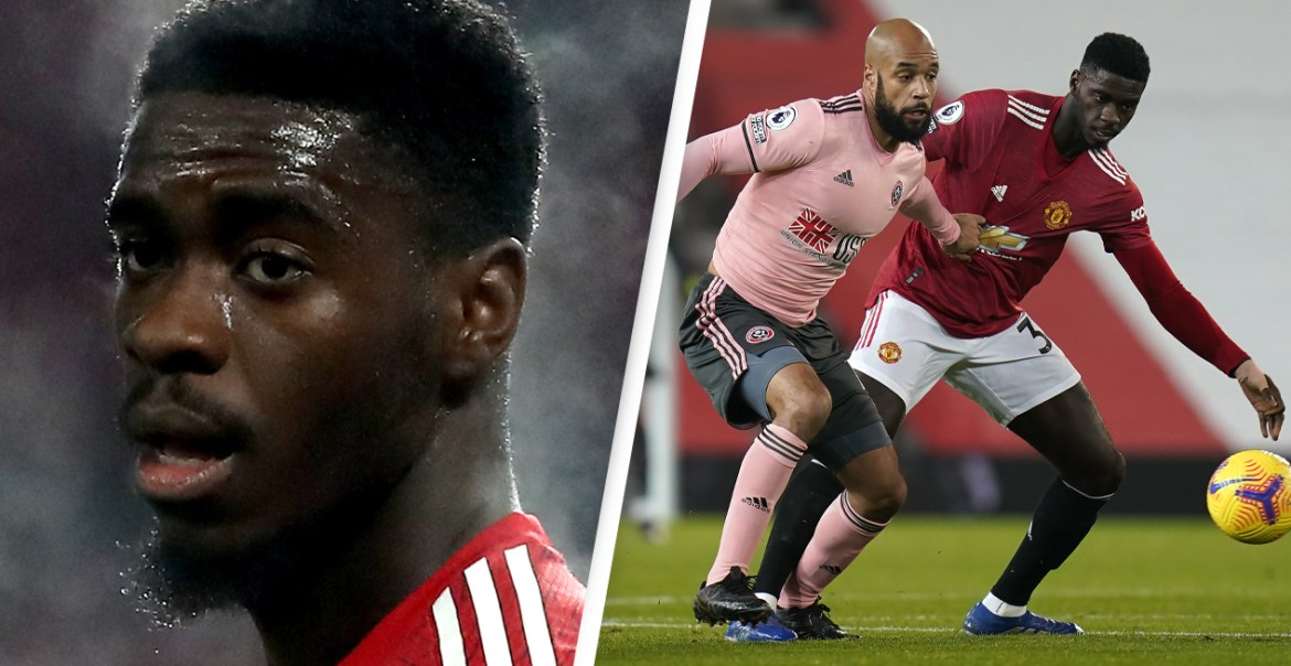 Manchester United Defender Axel Tuanzebe Subject To Vile Racist Abuse After  His Side's Loss To Sheffield United Last Night - UNILAD