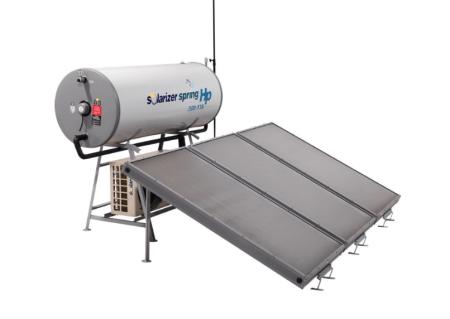 Solarizer Spring Hybrid Heat Pump