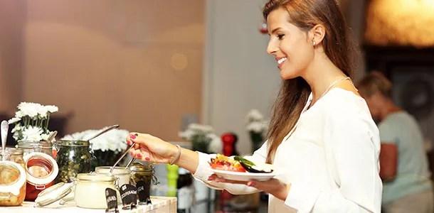 提升飯店自助早餐準備效率的6大竅門   Unilever Food Solutions