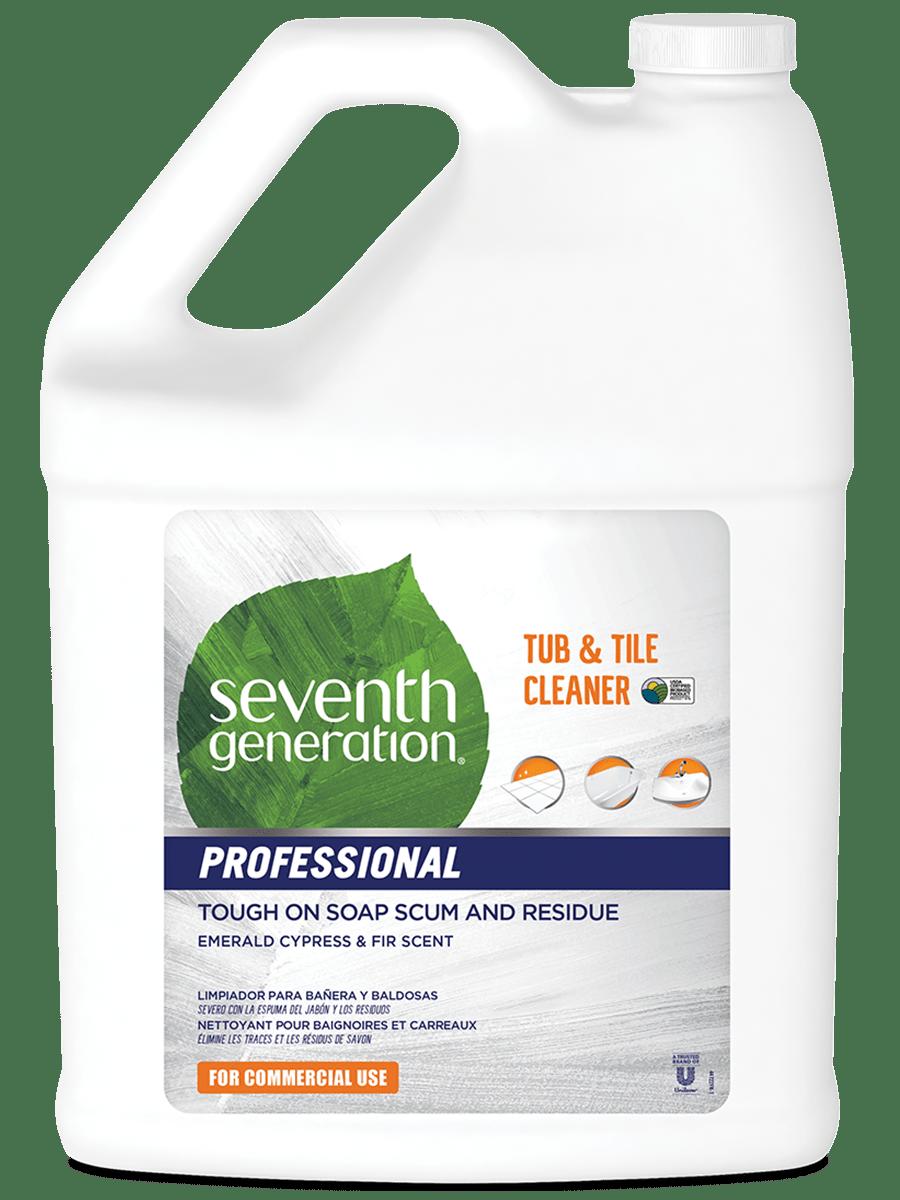 tub tile cleaner 2 1 gal unilever