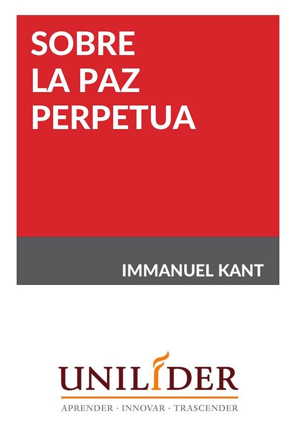 Sobre La Paz Perpetua