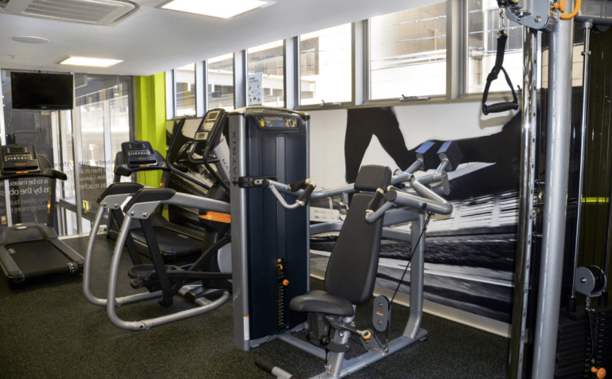 Urbanest-North-Terrace-Adelaide-Gym-Area-Unilodgers