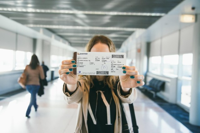 Student-At-The-Airport