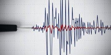 Antalya'da gerçekleşen deprem