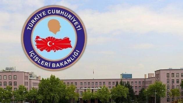 İçişleri Bakanlığı Personel Alımı Sonuçları