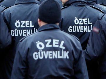 özel güvenlik görevlisi sınav sonuçları