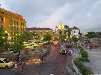 Cartagenas Altstadt