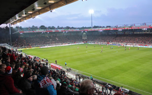 Home game vs. St. Pauli was sold out last time