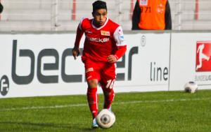 New signing: Abdallah Gooma