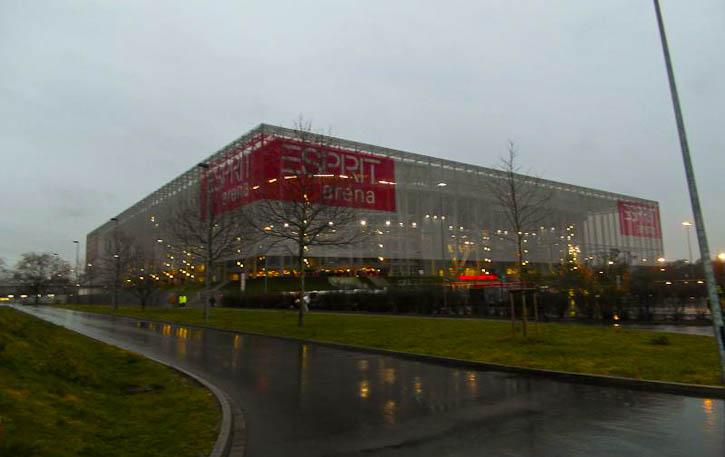 Esprit Arena in Düsseldorf