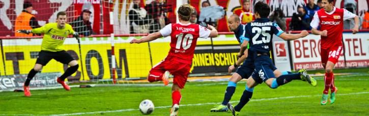 Martin Dausch scores