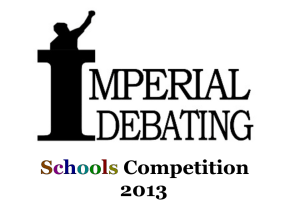 Imperial College Union Debating Society