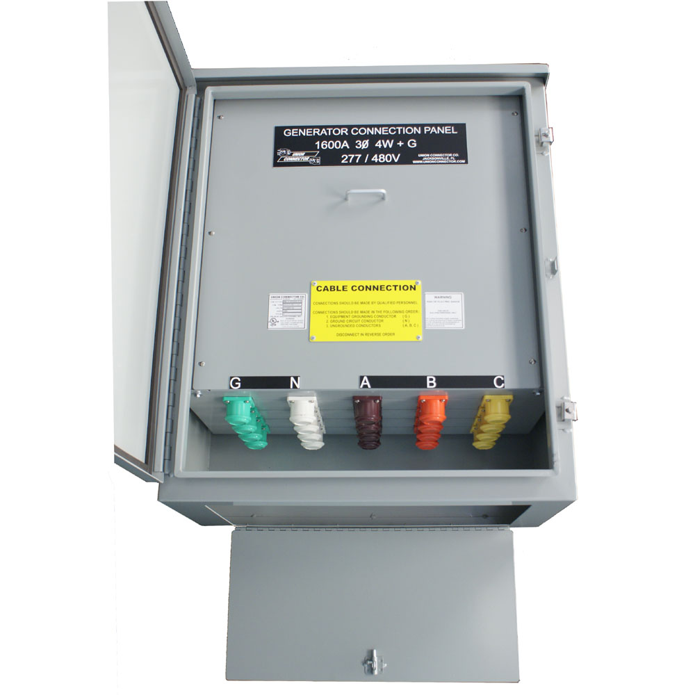 Eaton Generator Cabinet