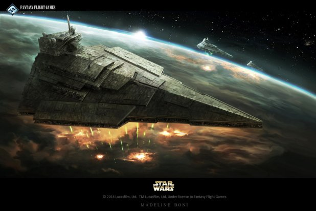 victory_ii_class_star_destroyer_by_madboni-d8mch7u