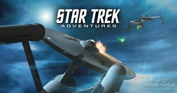 Union-Cosmos-Star-Trek-Adventures-RPG-Klingon-battle