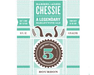 Bourbon Barrel-Aged Chessie
