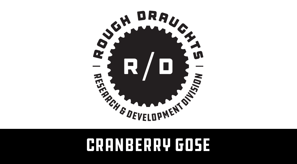 Rough Draughts: Cranberry Gose