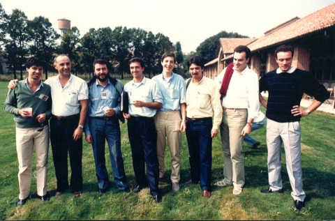 1985 - Congresso UAI
