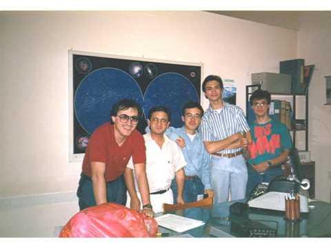 1987 - Sede Sociale