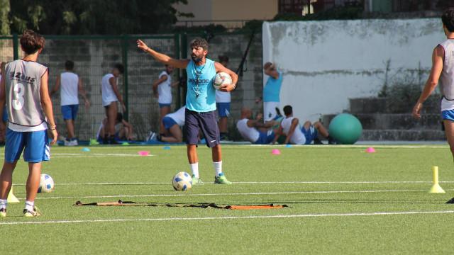 unione calcio - De Francesco sito