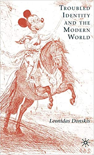 Book Cover: Troubled identity and the modern world