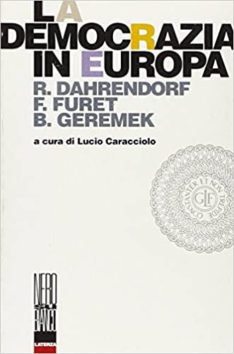 Book Cover: La democrazia in Europa