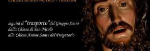 """Presentazione del restauro del gruppo Sacro """"L'arresto"""""""