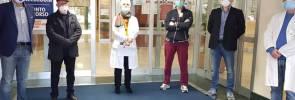 """""""La Sollevazione"""", donato un ventilatore polmonare al Sant'Antonio Abate"""