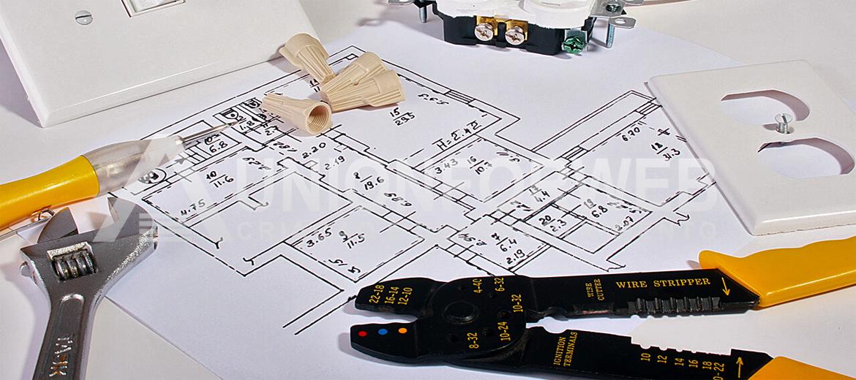 Criação de Site Para Empresa de Eletricidade Iluminação Industrial SP