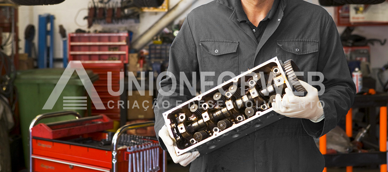 Criação de Site Empresa Retífica de Motores SP